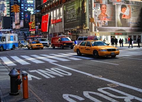 Adios a los taxis de Nueva York