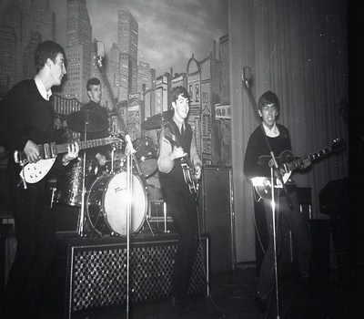 Beatles en Hamburgo