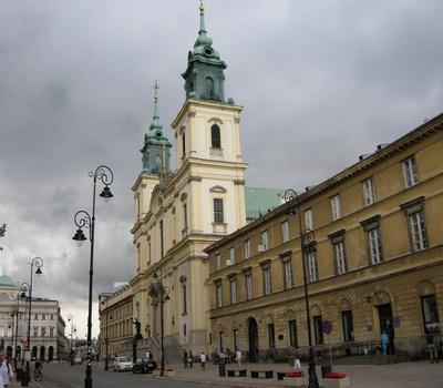 Iglesia de la Santa Cruz