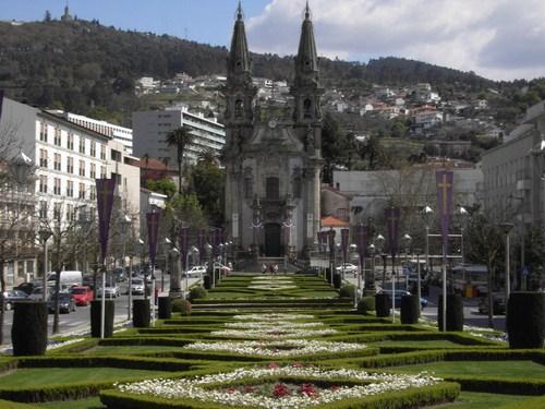 Guimaraes, el lugar donde nació Portugal