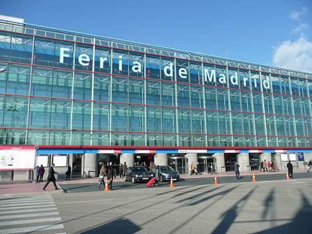 Hoteles cerca de IFEMA, Madrid