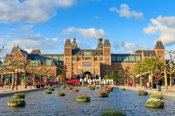 Rikjsmuseum, museo de Amsterdam