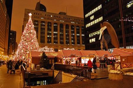 Chicago navidad