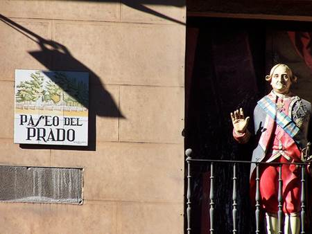 Hoteles cerca del Triángulo de Arte en Madrid