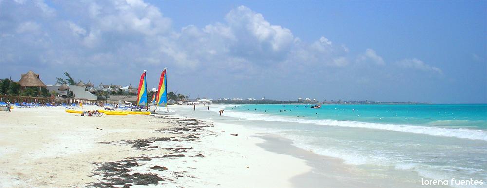 Playa Maroma - México