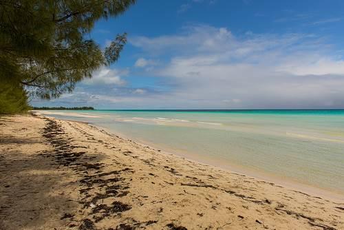 Gran Bahama, hermosa isla de las Bahamas
