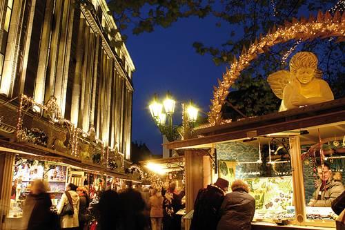 mercado navideno dusseldorf
