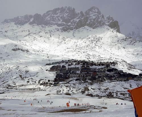 Estación de esqui de Formigal