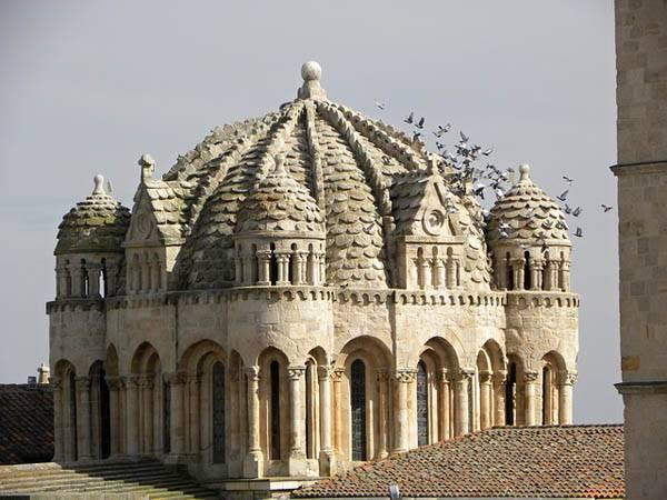 Cúpula catedral de Zamora