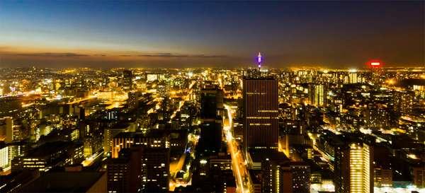 City Line de Johannesburgo