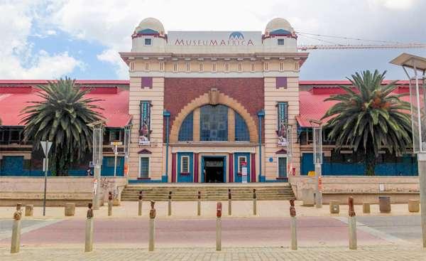 Museo África de Johannesburgo
