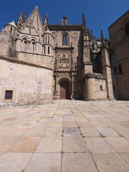Vieja catedral de Plasencia
