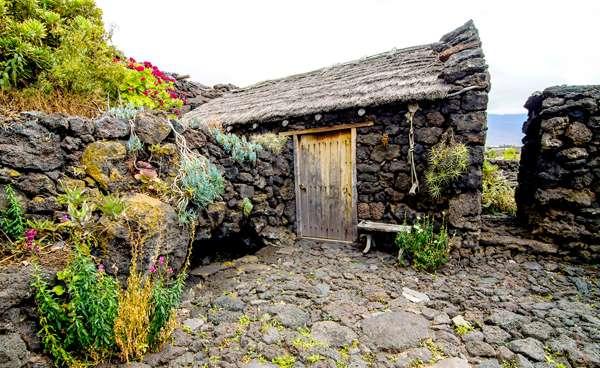 Casas abandonadas en El Hierro