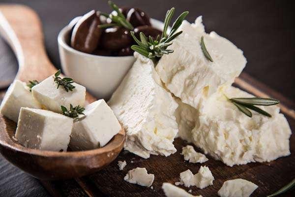 queso griego feta