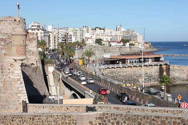 Ceuta - el Puente de África