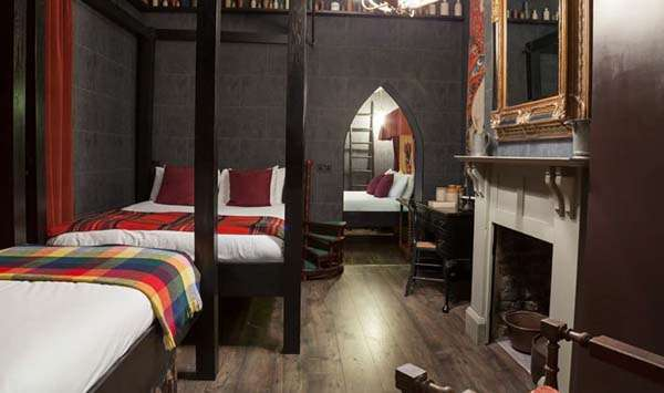 Hotel Harry Potter