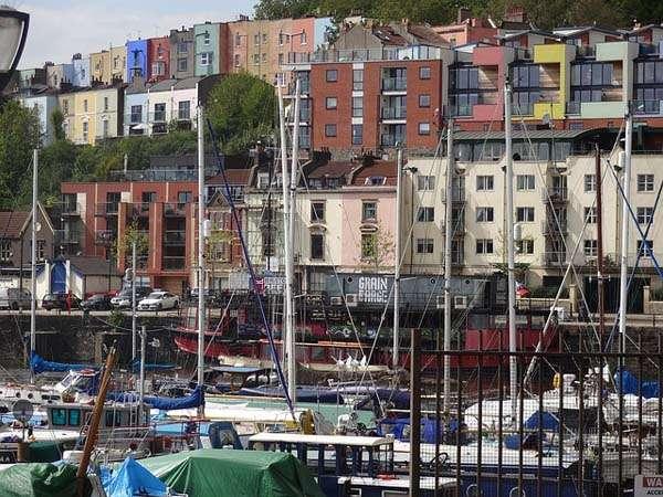 Astilleros en Bristol