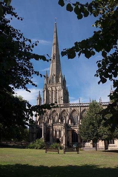 St Mary Redcliffe en Bristol