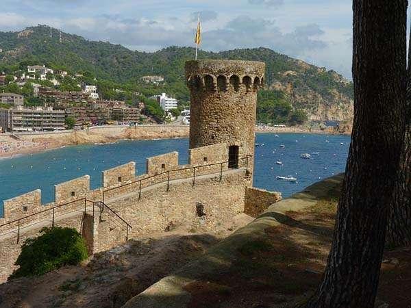 Tossa de Mar- castillo
