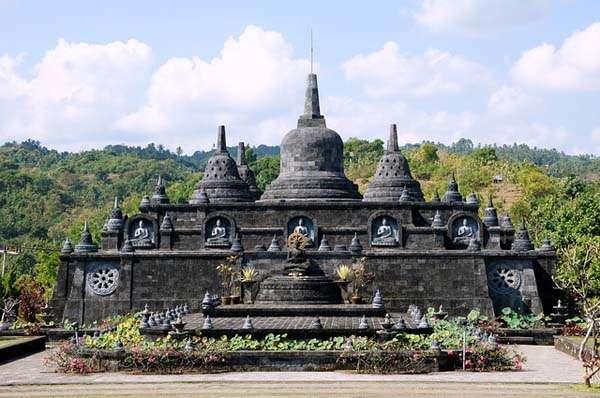 Templo en Bali