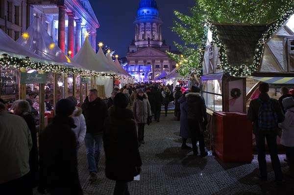 Berlín en Navidad
