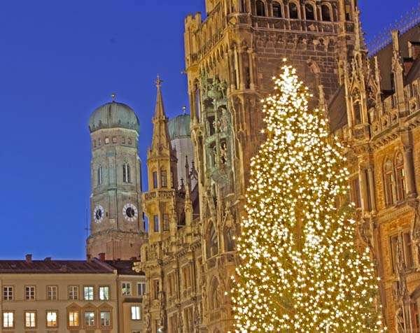 Munich en Navidad