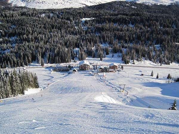 Pistas de esquí