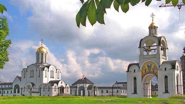 Iglesias en Minsk, Bielorrusia