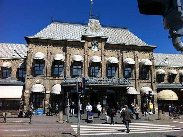 Estación Central de Goteborg