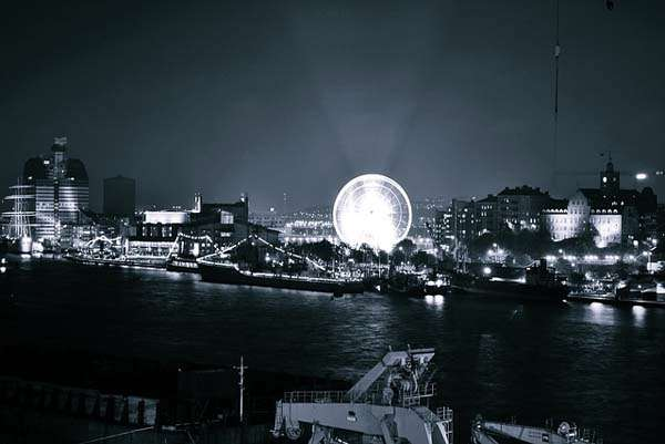 Goteborg de noche