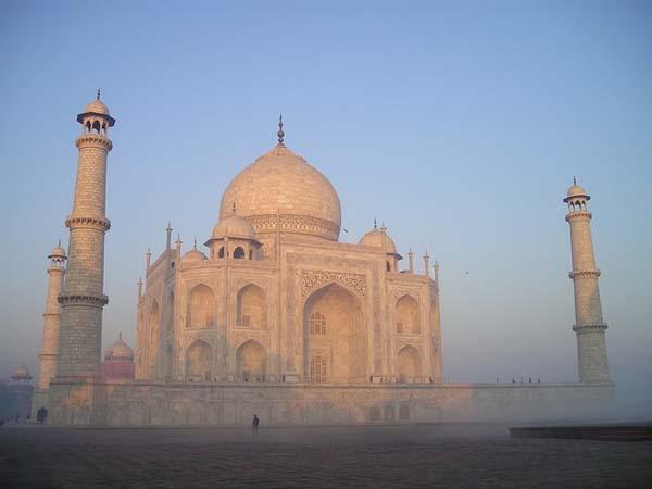 viajar a la India - Taj Mahal