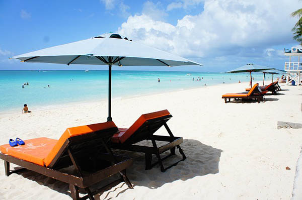 Isla de Boracay - hotel relax