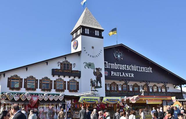 Oktoberfest en Munich