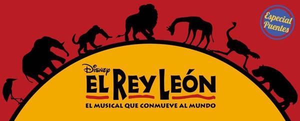 Musical Rey León