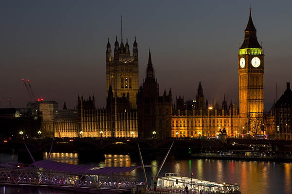 Alojarse en hoteles céntricos en Londres