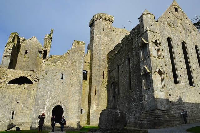 Rock of Cashel en Irlanda