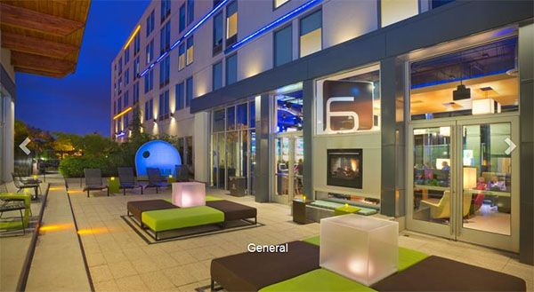 Hotel Aloft Seaport Boston