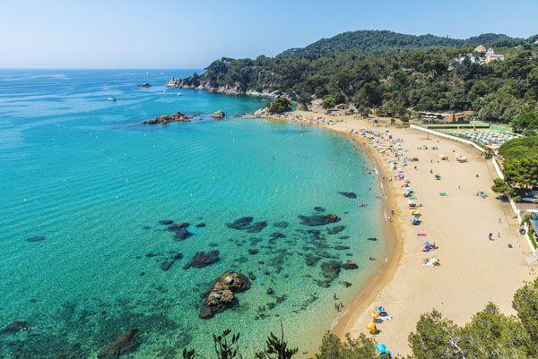 playa-santa-cristina-lloret-de-Mar