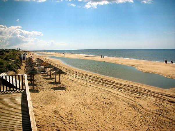 Playa de Islantilla