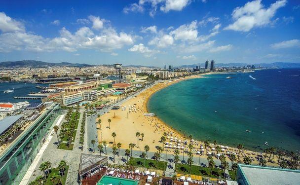 Salou en Tarragona