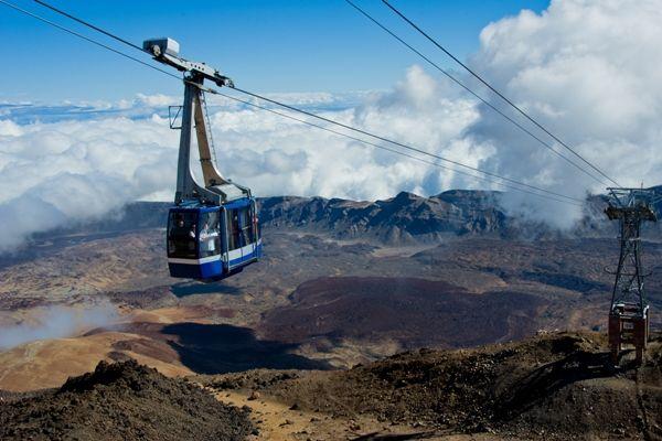 Teleférico al Teide Tenerife