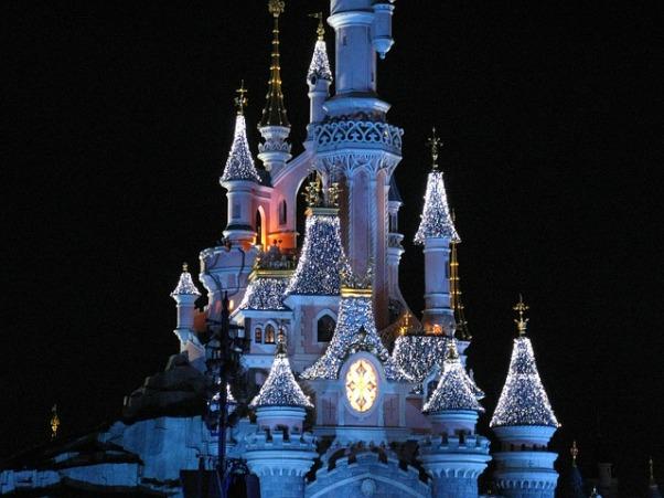 Disneyland Paris Castillo