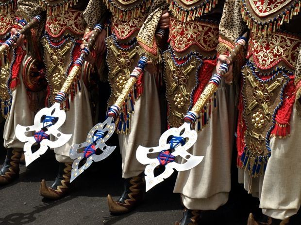 Fiestas en España en septiembre