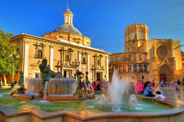 Que visitar en Valencia en dos dias