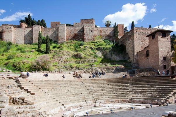 Teatro Romano y Alcazaba de Málaga