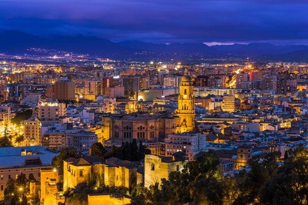que visitar en Málaga en dos días