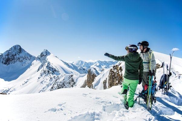 Estaciones de esqui en España