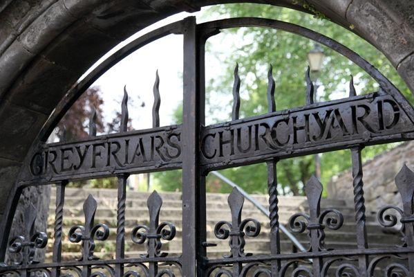 Greyfriars en Edimburgo
