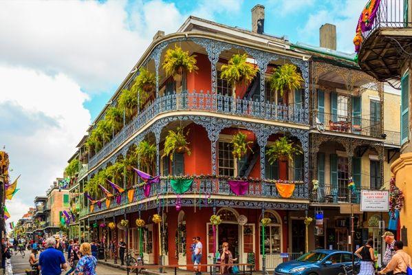 Nueva Orleans Mardi Gras