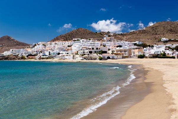 Playas del Cabo de Gata en Almeria